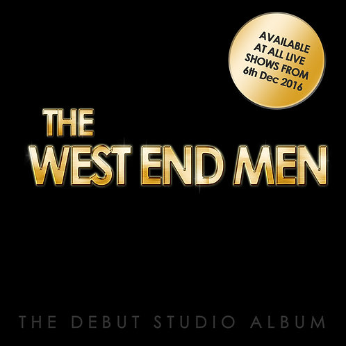 The West End Men: The Debut Studio Album