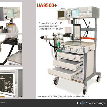 UA9500+