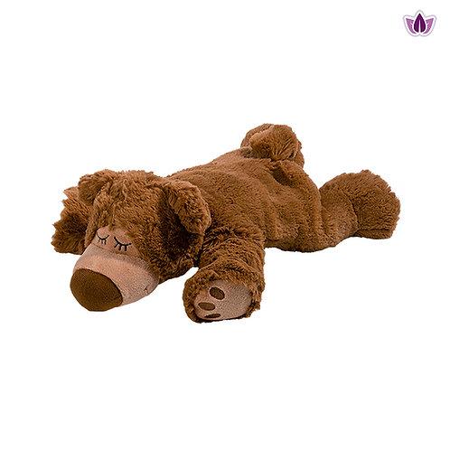 01058 Warmies Śpiący brązowy Miś