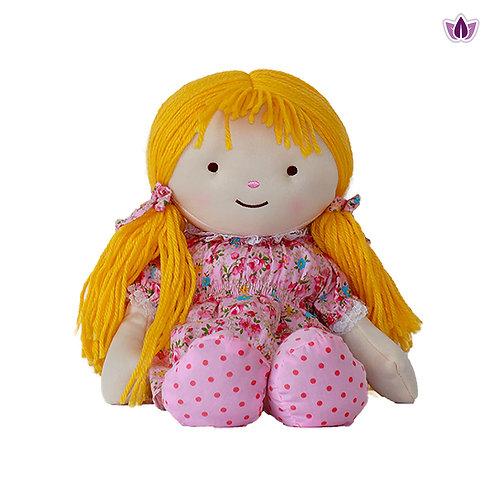 01132 Warmies Różowa Lalka Candy
