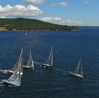 Racing on the Bras d'Or