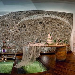 Sala Ruota Angolo Torta
