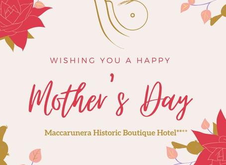 Buona Festa della Mamma 2020