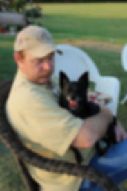 Tim sr and winkie july 2013.jpg