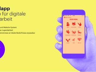 Jugendapp – auf dem Weg zur digitalen Jugendarbeit