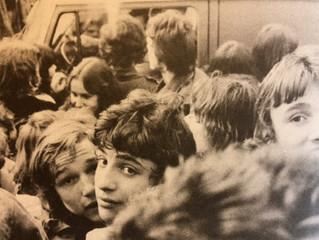 75 Jahre Jugendarbeit in Basel; so ein echtes Jubiläum ist doch schon eine Chronik wert