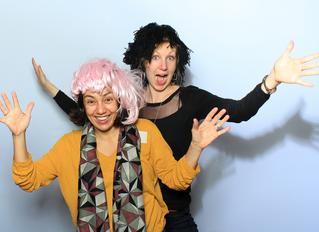 Voller Esprit ins ins neue Jahr! Das neue Team von colourkey: Angela Neumann und Selina Heimann
