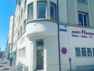 Jugendzentrum Kleinhüningen – neu eröffnet und doch mit langer Geschichte