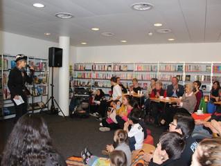 Jugendarbeit in den Bibliotheken der GGG: Grenzenlos kreativ