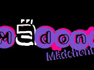 Mädona jetzt auch in den Jugendräumen der GGG Stadtbibliothek Gundeli