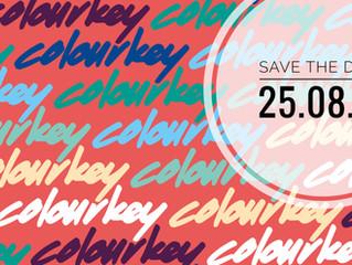 Der colourkey wird schon 30 Jahre alt – in aller Jugendfrische