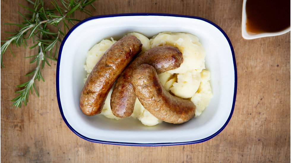 Official Yorkshire Sausage | Gluten free Yorkshire sausages