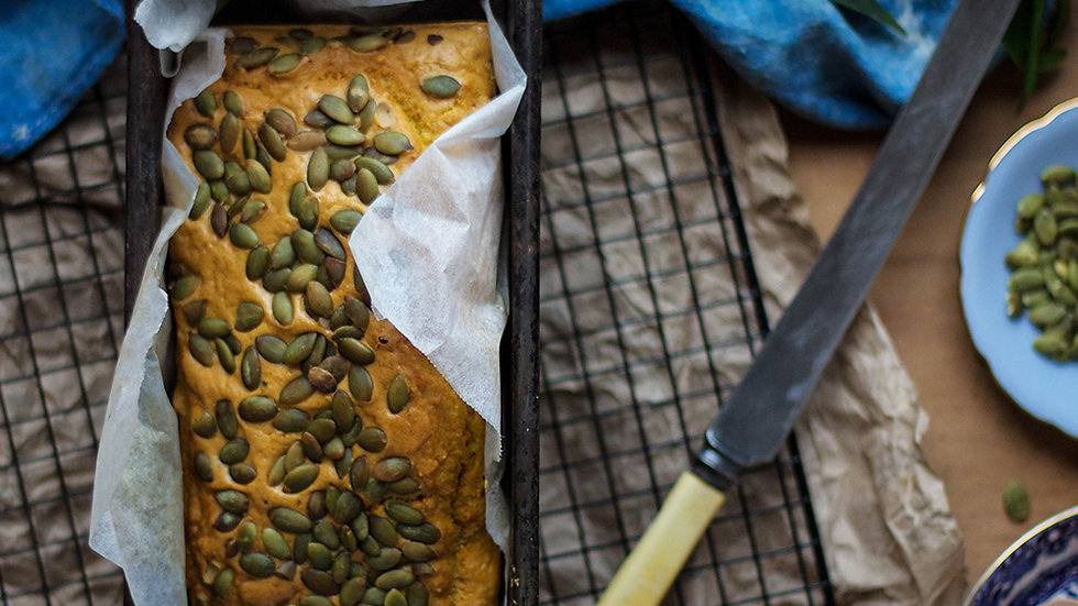 Pumpkin Bread | Pumpkin Loaf