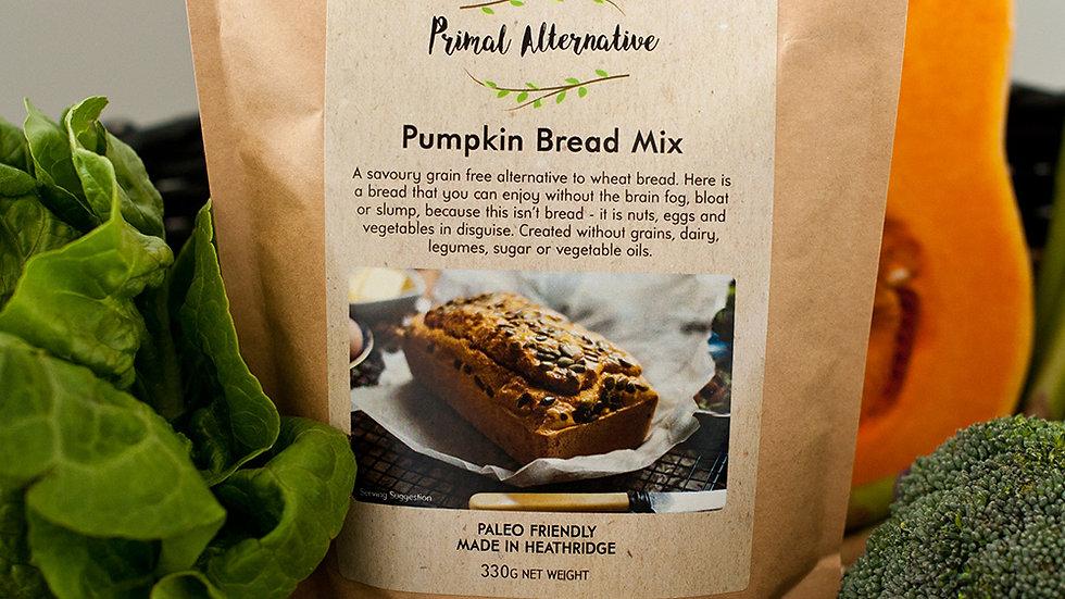 Bread Mix - Grain-Free Pumpkin Bread