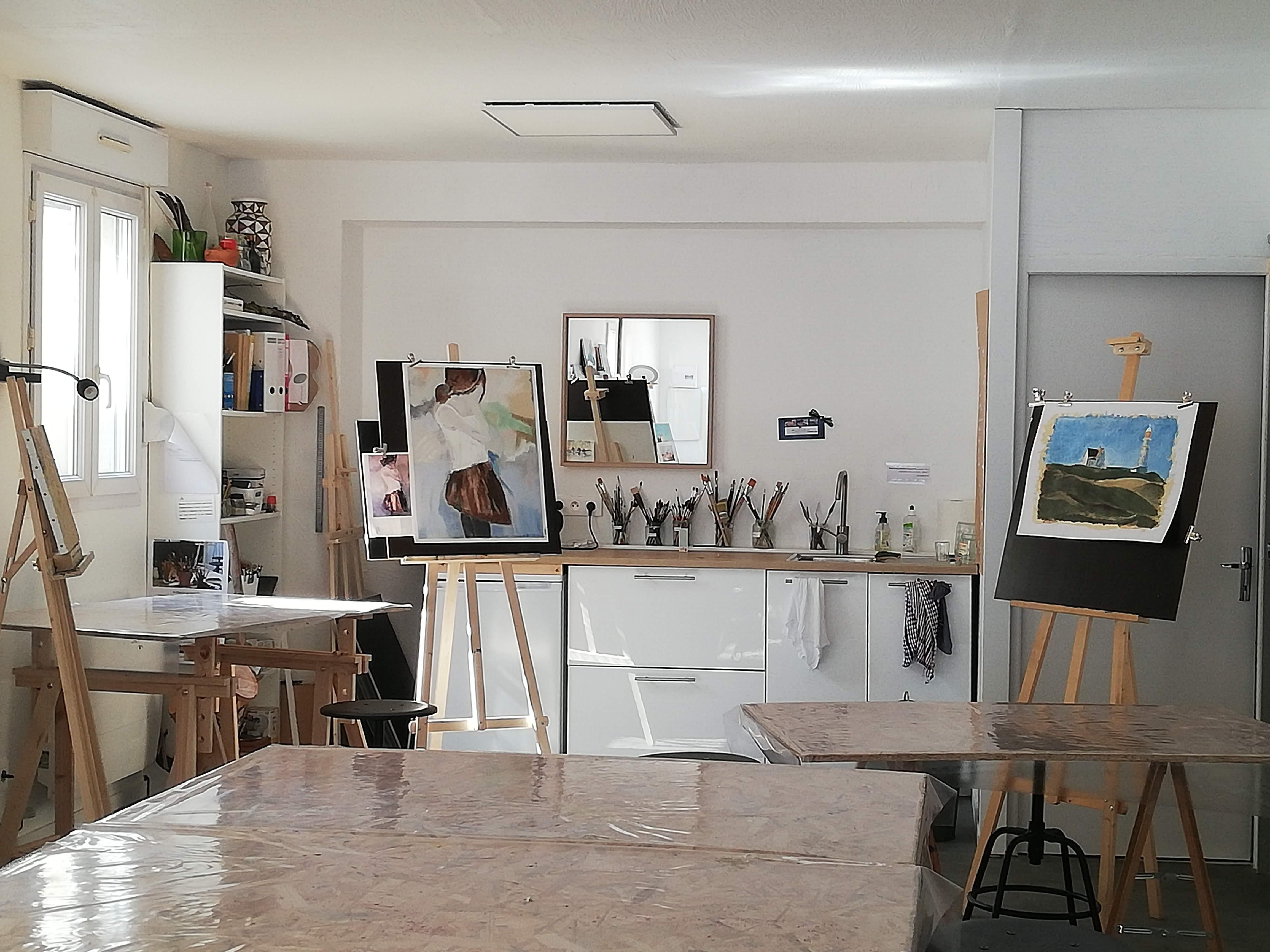 Atelier libre et guidé