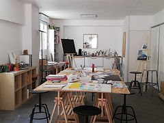 atelier dessin peinture aquarelle cibour