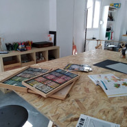 stage peinture & dessin ciboure cote bas