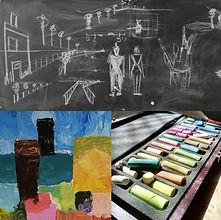 Cours peinture dessin Saint Jean de Luz.