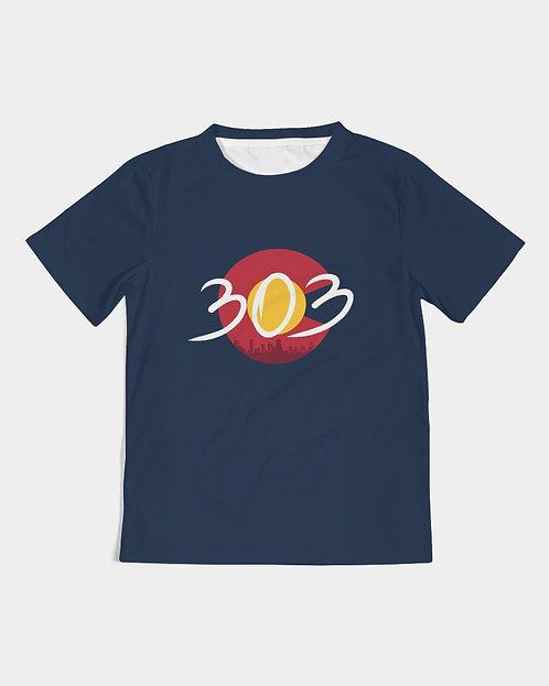 Kid's Colorado 303 T-Shirt
