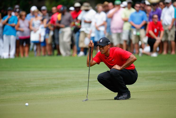 El golf, Tiger Woods y tú