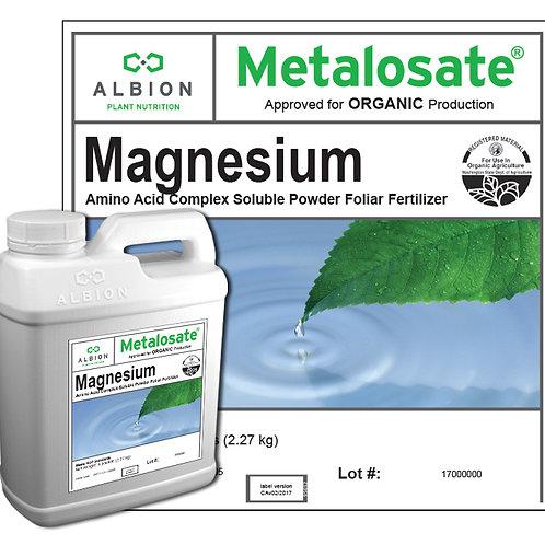 Magnesium Organic 4.4 Lb
