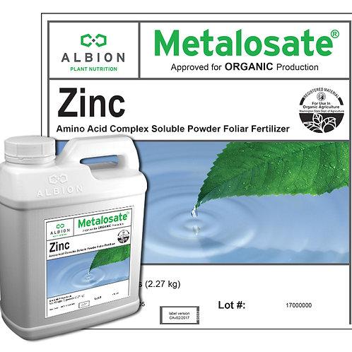 Zinc Organic 5 Lb