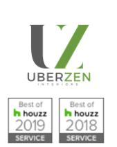 Uberzen Logo With Houzz Badges.png