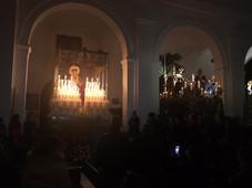 Salve noche del Sábado de Pasión