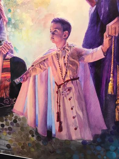 Cartel Semana Santa Dos Hermanas