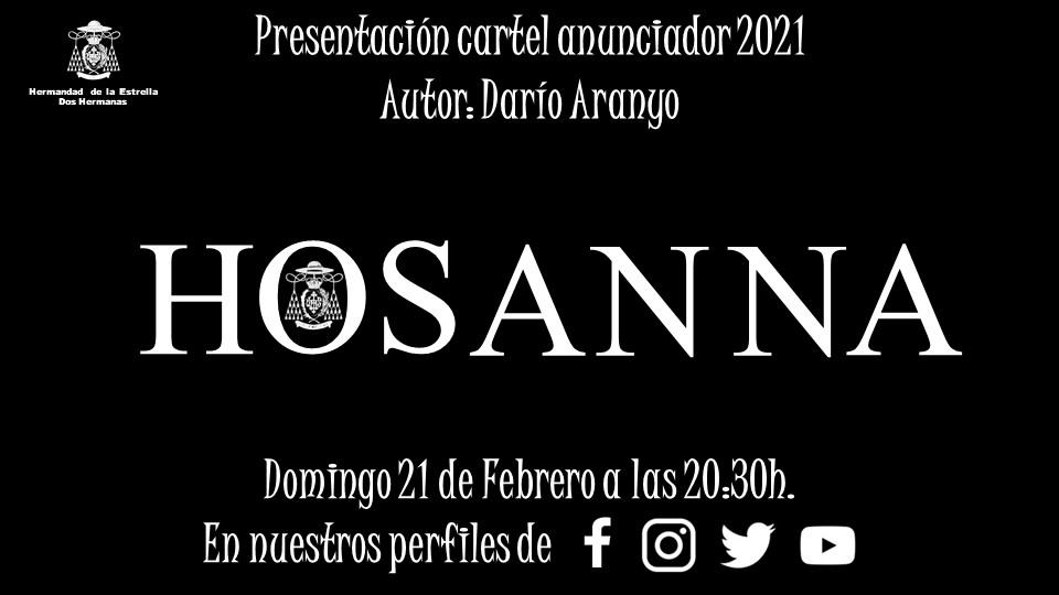 Presentación Hosanna2021