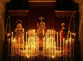 Altar de Cultos 2018