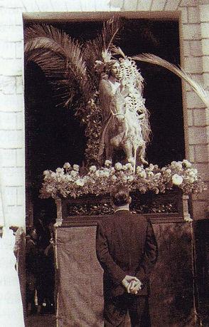 Borriquita Dos Hermanas 1953