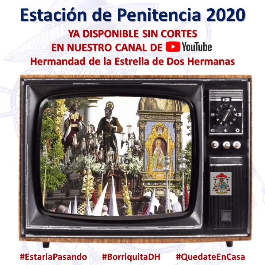 Estación de Penitencia 2020