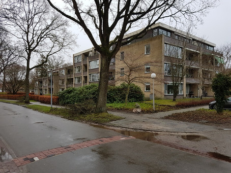 Verkocht: 26 appartementen in Eelde