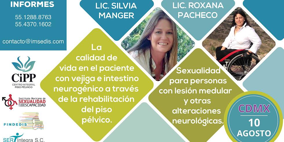 Taller para Familiares y Pacientes. CDMX.