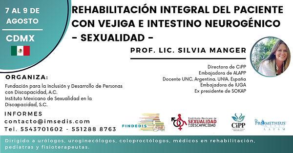 Rehabilitación vejiga e intestino neurog