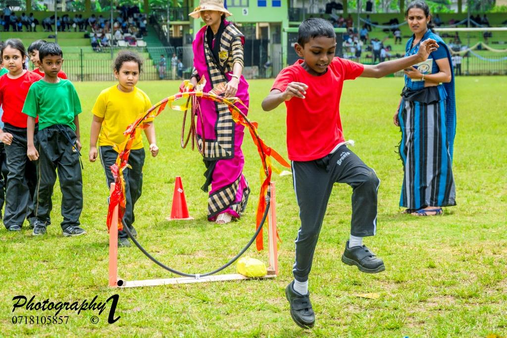 Ecole Sports Meet 2017