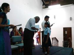 Ecole International, Kandy