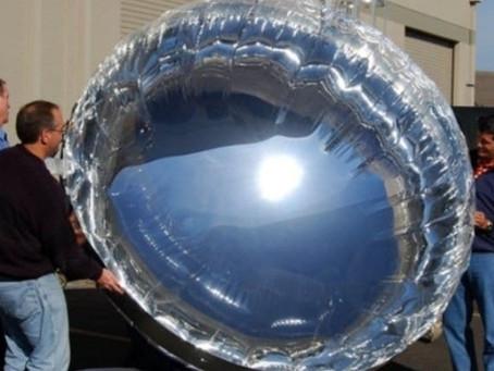 Quem se recorda dos balões solares que prometiam 400 vezes mais energia?