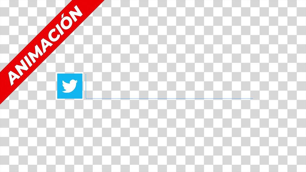 Botón: Lower Twitter - Box