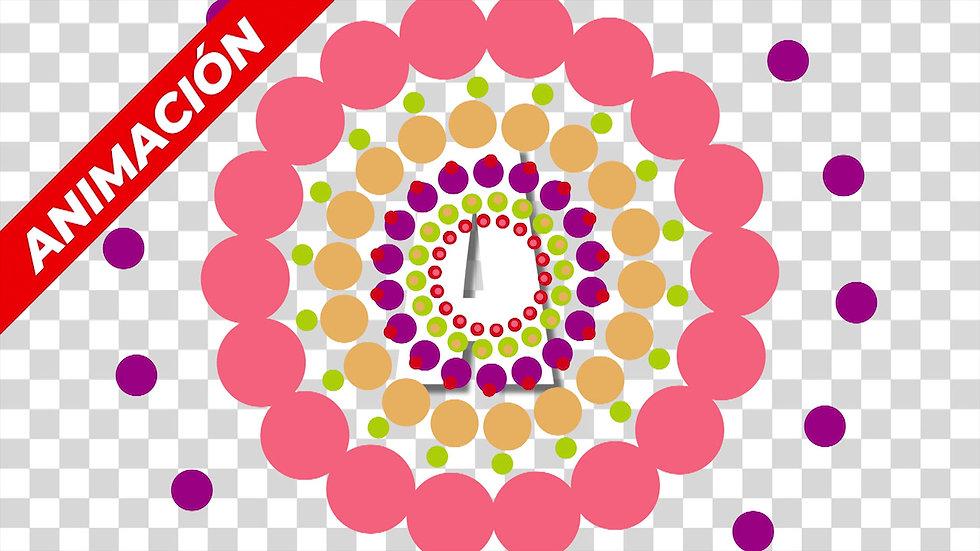 Transición: Líneas Coloridas - 008