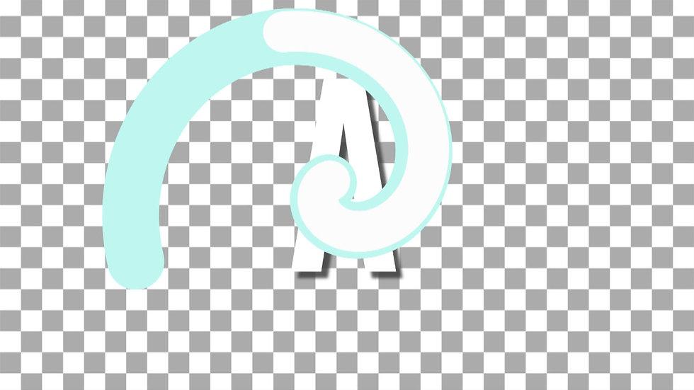 Transición: Espiral - Teal