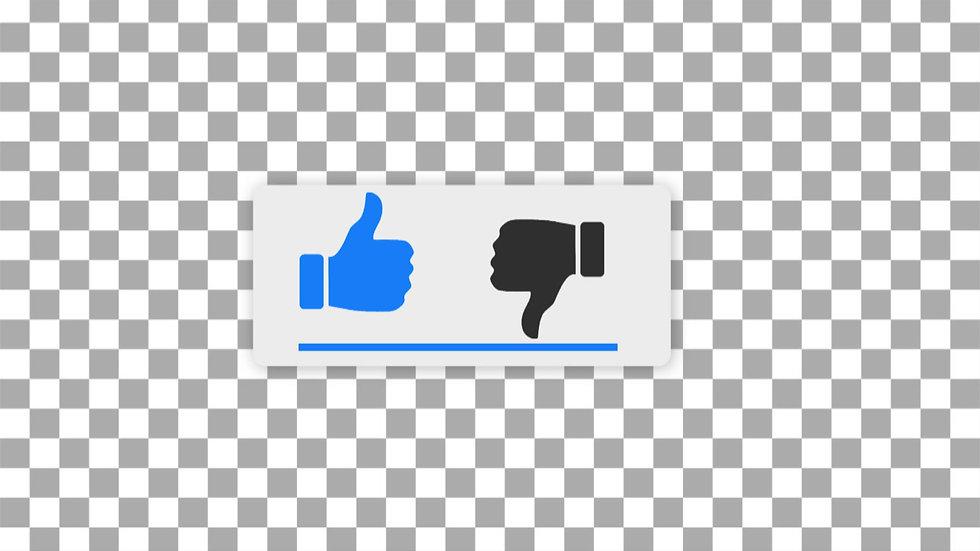 Botón: Like & Dislike