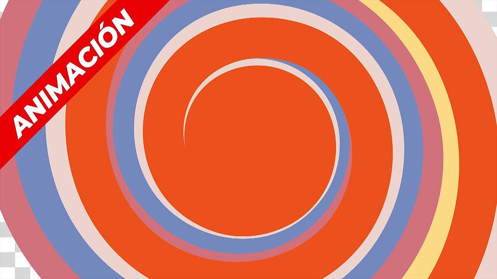 Transición: Líneas Coloridas - 010