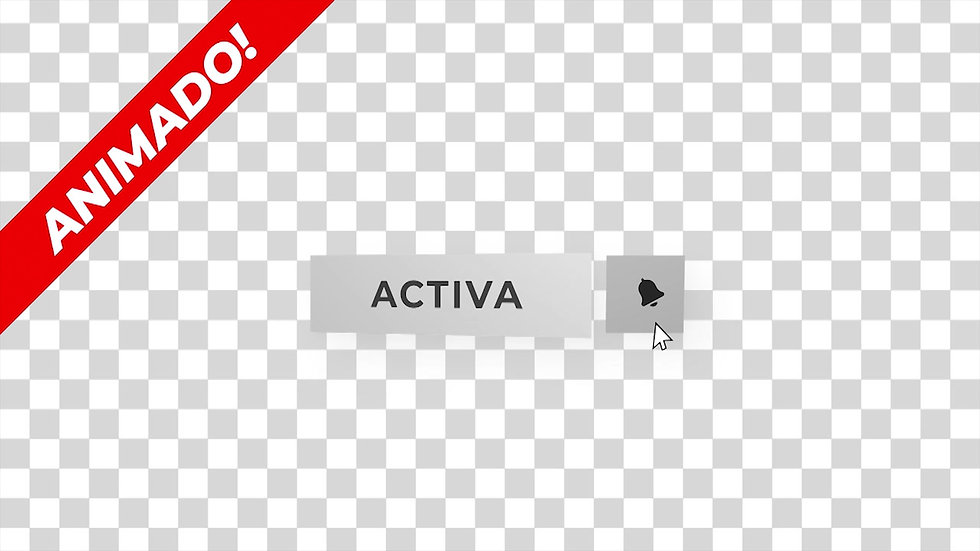 Boton: Rectangulo Suscribete Activa Todas - 1X1