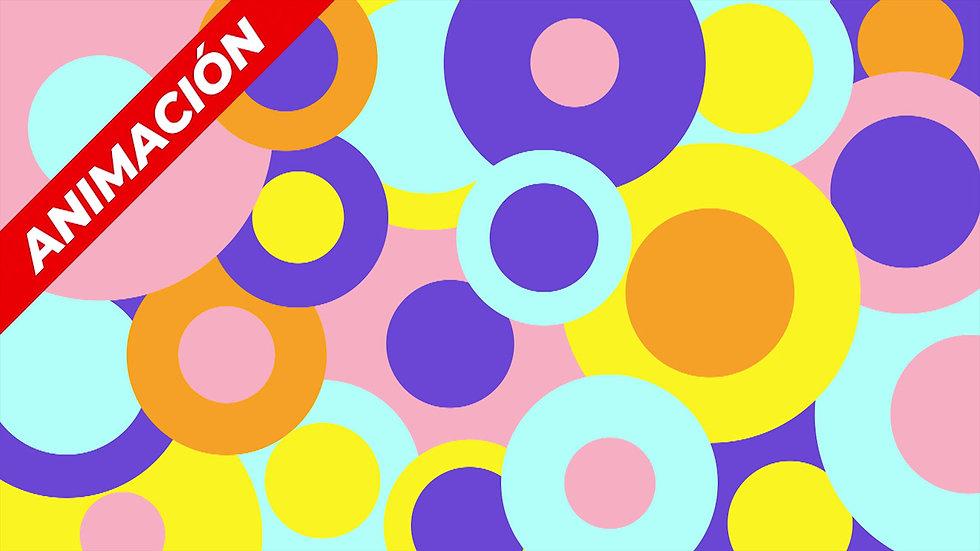 Transición: Líneas Coloridas - 003