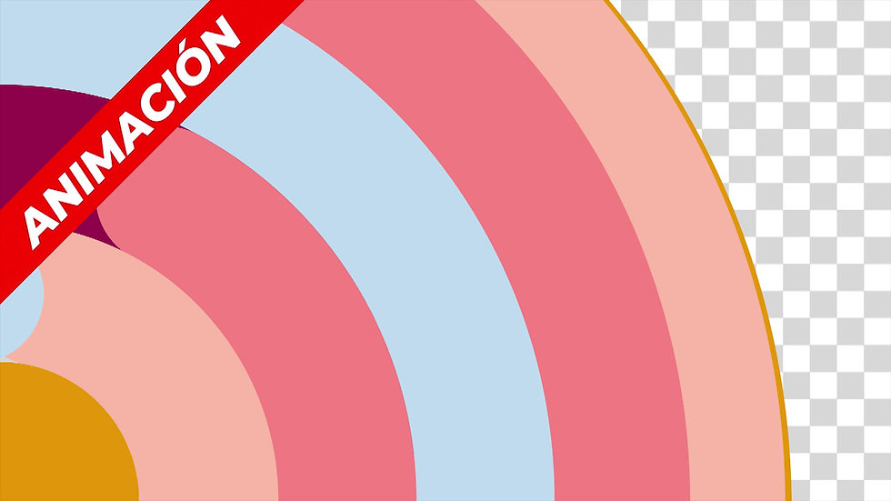 Transición: Líneas Coloridas - 012