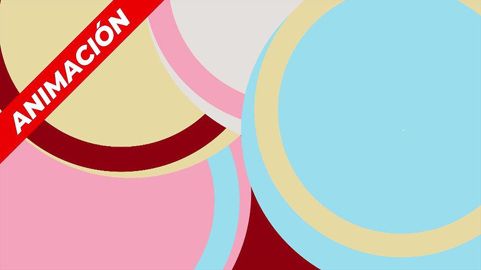 Transición: Líneas Coloridas - 005