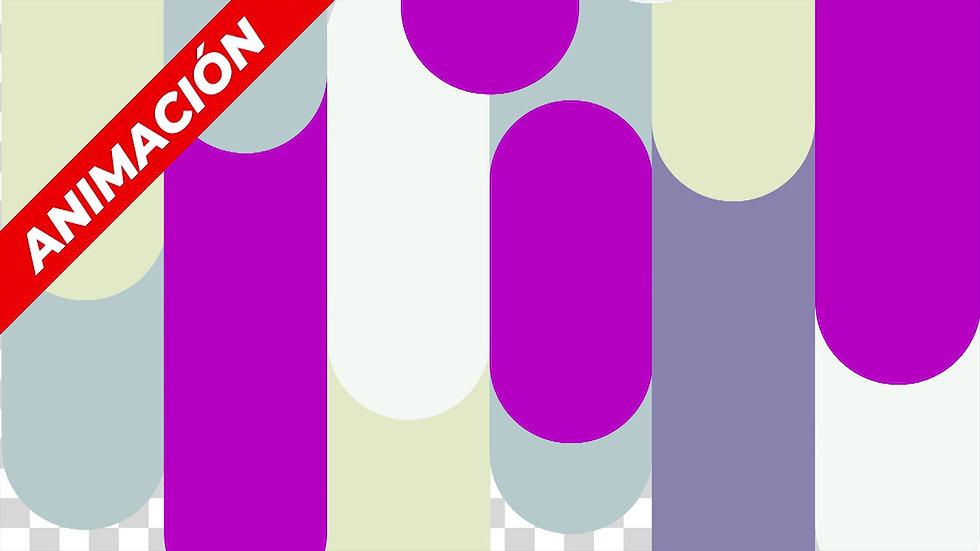 Transición: Líneas Coloridas - 011