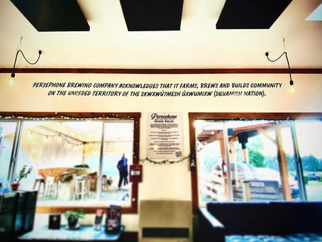Steps Forward: Persephone Brewing